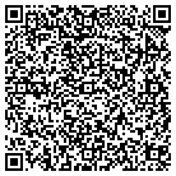 QR-код с контактной информацией организации ООО Теанлер