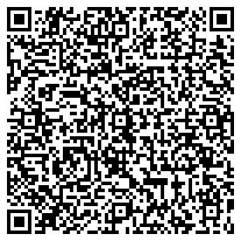 QR-код с контактной информацией организации ИП Егоров В.В. Мир Донатс