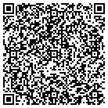 QR-код с контактной информацией организации ЛЕКСУС ПУЛКОВО