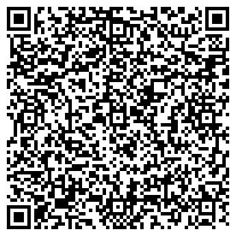 QR-код с контактной информацией организации БРАНДТ, ЗАО