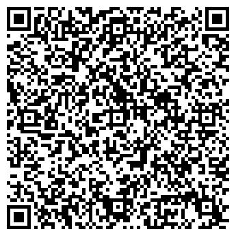QR-код с контактной информацией организации ООО Салон мебели Atlas
