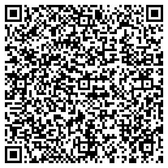 QR-код с контактной информацией организации TOYOTA АВТОЗАПЧАСТИ