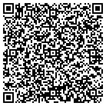 QR-код с контактной информацией организации ООО Пушок - Мех