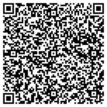 QR-код с контактной информацией организации ИП CENTER