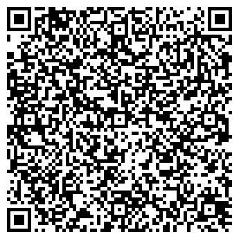 QR-код с контактной информацией организации ООО Феерия мандрив