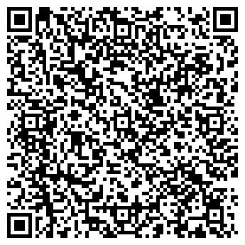 QR-код с контактной информацией организации ИП ABRACADABRA