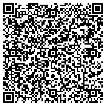 QR-код с контактной информацией организации Кристалор, ООО