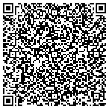 QR-код с контактной информацией организации ООО Кондитерская «Fleurie»