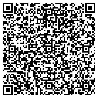 QR-код с контактной информацией организации УП Слатим
