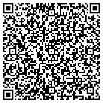 QR-код с контактной информацией организации ИП Услуги эвакуатора