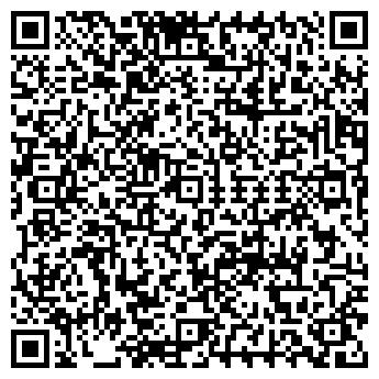 QR-код с контактной информацией организации ЧТУП Астериум