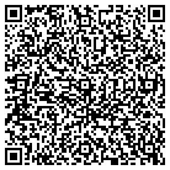 QR-код с контактной информацией организации распиловка леса и обработка древесины, ООО