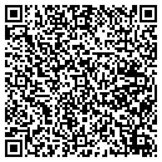 QR-код с контактной информацией организации ЁЖИК
