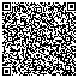 QR-код с контактной информацией организации ООО ЛАНА