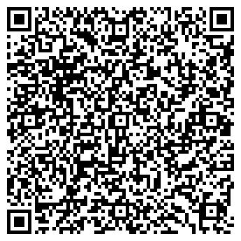 QR-код с контактной информацией организации ООО ВкусоМан