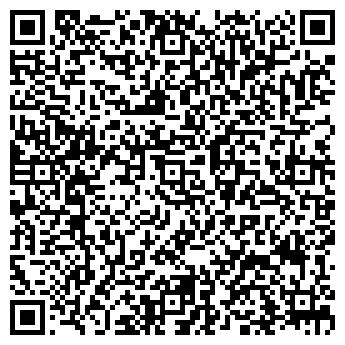 QR-код с контактной информацией организации КОВЕРТ