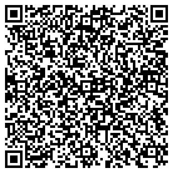 QR-код с контактной информацией организации ООО металл