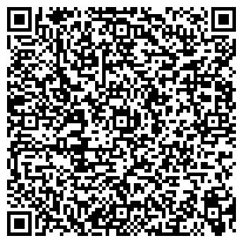 QR-код с контактной информацией организации ХРАМ КАЗАНСКОЙ ИКОНЫ БОЖИЕЙ МАТЕРИ