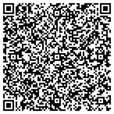 QR-код с контактной информацией организации ХРАМ РОЖДЕСТВА ХРИСТОВА В СЕЛЕ ЮРКИНО