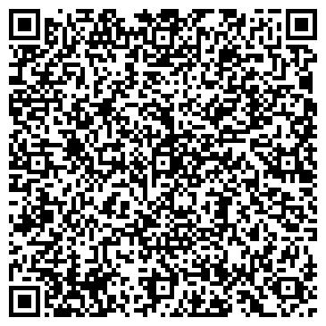 QR-код с контактной информацией организации ТрамплинСпорт