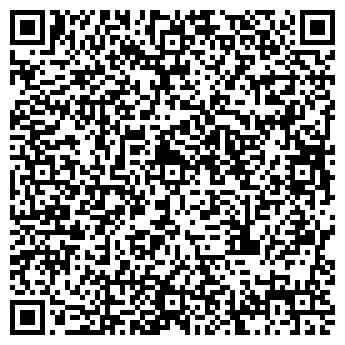 QR-код с контактной информацией организации СЗАО Недраинвест
