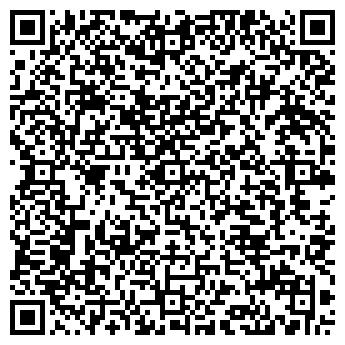 QR-код с контактной информацией организации ПОРТАЛЮКС