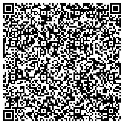 QR-код с контактной информацией организации Правового регулирования земельно-имущественных отношений