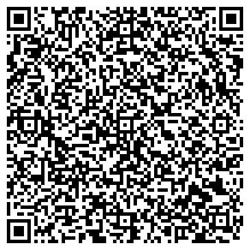 QR-код с контактной информацией организации Салон штор Голубка, ИП