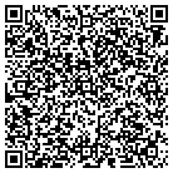 QR-код с контактной информацией организации Питомник №1, ИП