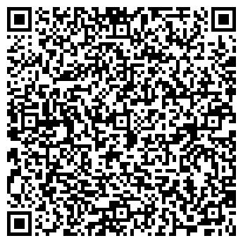 QR-код с контактной информацией организации ООО ДНК Семьи
