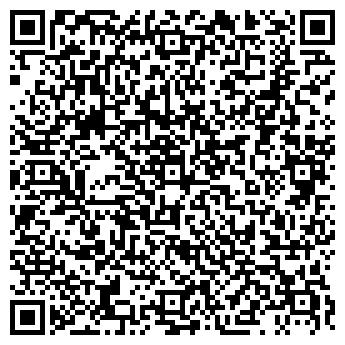 QR-код с контактной информацией организации КРЕАТИВ ИНТЕРЬЕР