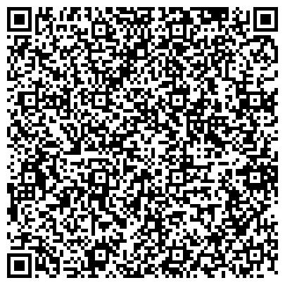 QR-код с контактной информацией организации ЦЕНТРАЛЬНО-АЗИАТСКИЙ УНИВЕРСИТЕТ Г.ПЕТРОПАВЛОВСК, ИЙ ФИЛИАЛ