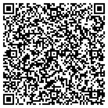 QR-код с контактной информацией организации M.DANCE