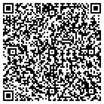 QR-код с контактной информацией организации ЗА РУЛЁМ