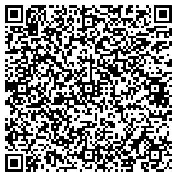 QR-код с контактной информацией организации ООО Русский лес