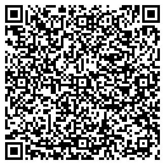 QR-код с контактной информацией организации СПОРТЛАЙН