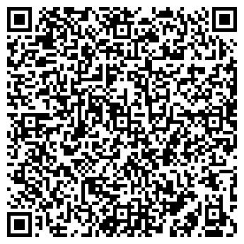 QR-код с контактной информацией организации ЧП Аллигатор