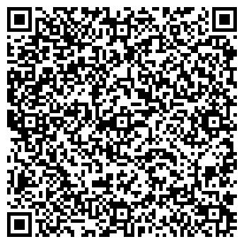 QR-код с контактной информацией организации ООО Контур