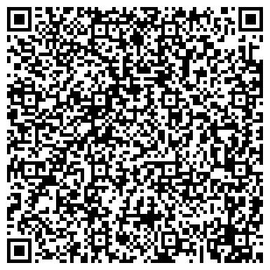 """QR-код с контактной информацией организации ИП """"Цветочная поляна"""" Сергиев Посад"""
