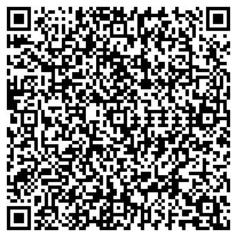 QR-код с контактной информацией организации ПРОДУКТЫ, ХОЗТОВАРЫ