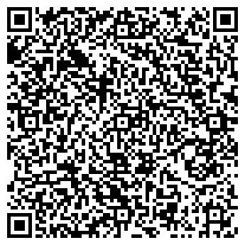 QR-код с контактной информацией организации ООО Matthew's Lab