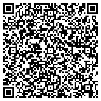 QR-код с контактной информацией организации КАДО