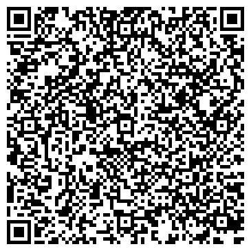 QR-код с контактной информацией организации ООО Новый проект