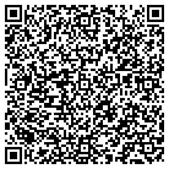 QR-код с контактной информацией организации ГЕТВЕЙ