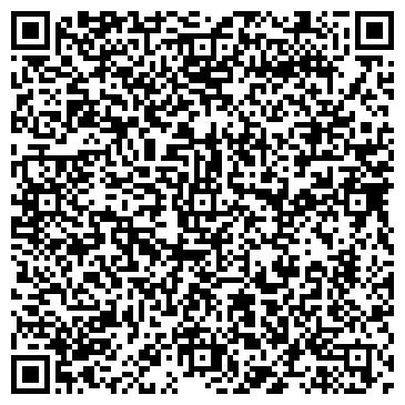 QR-код с контактной информацией организации ООО АтлантИкс