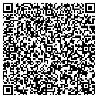 QR-код с контактной информацией организации ГАРАЖ-ИК