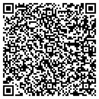 QR-код с контактной информацией организации Пиццерия 1985