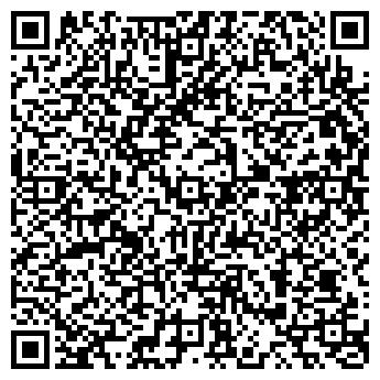 QR-код с контактной информацией организации ИП  PRAYMODA,Дейч Д.Н