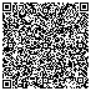 QR-код с контактной информацией организации ООО Автошкола «Альфа»