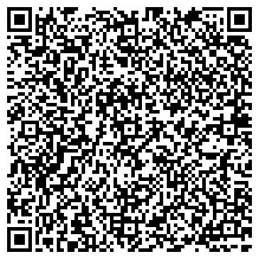 QR-код с контактной информацией организации ТЕАТР МАССОВЫХ ПРЕДСТАВЛЕНИЙ